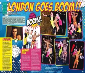 Matinee Boom - Boyz 4