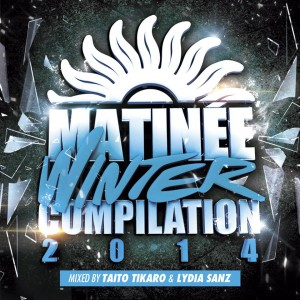 Matinee Winter Compilation 2014 Cover