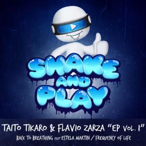 Taito Tikaro - I Brethe - Tack Cover