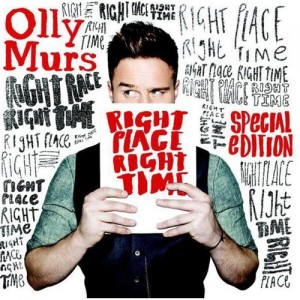 Olly Murrs - Right Place Right Time