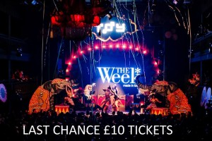 The Week - Easter Tickets